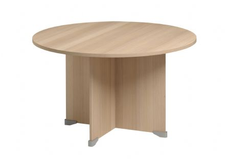 Jazz 120 cm Round Meeting Table